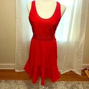 DVF Knit Fit n Flare Dress